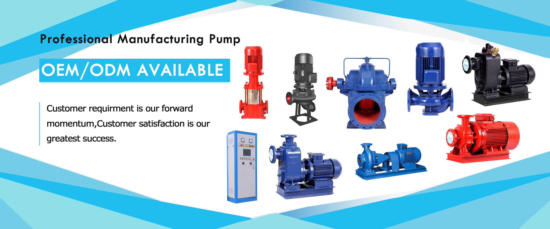 Water Pump /Firefighting Pump/Engine Pump