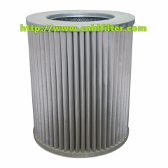 Z&l  G1.0 Pleated 5 micron filters Natural Gas Filter Element