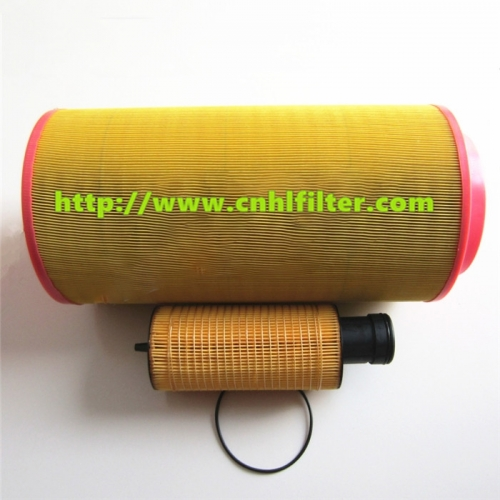 TOP Quality air filter element c24745 For Pulse jet dust collector