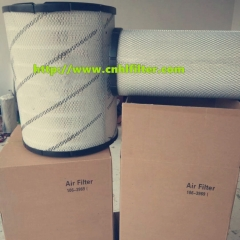 Replaced cat air filter element Air Filter 106-3969 for Excavator Engine
