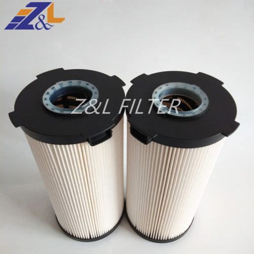Z&L High Quality Fuel Filter FH21219 Fuel Water Separator With Glass Fiber Filter Paper FS53040