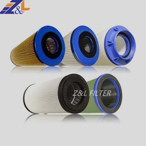 Z&L Manufacture replaced Velcon two-layer oil sintered Aviation fuel filter  elementGu'an Z&l Filtration Technology Manufacture Co.,Ltd