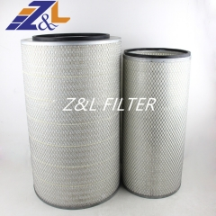 Replaced AF1604+A1605M 1N4864 35298116 3013213 3I-0215 4206273 VE1061 61380377 air filter element