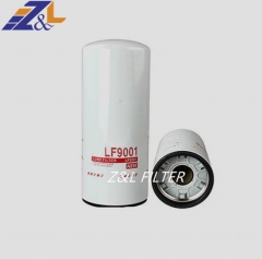 China factory Z&L High quality truck oil filter LF9080 BD7154 P550949 3406809 LF9001