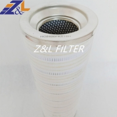 Z&L Filter Supply for hydraulic oil filter element HC8400FKS16H