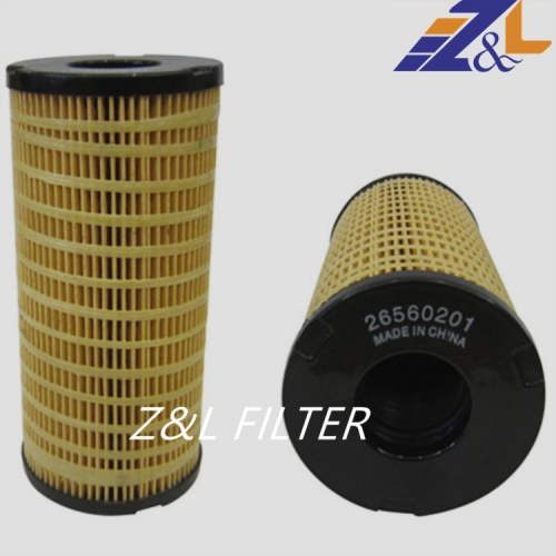Auto Diesel Fuel Filter 26560163 for Fuel Pump4132A016