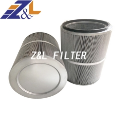 Antistatic air filter